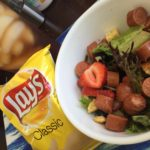 Gluten-Free Recipe - Hot Dog Summer Salad